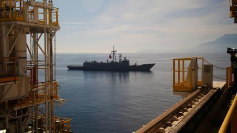 China and the East Mediterranean Sea disputes