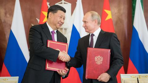 Analysis: How strong is the Russian-Chinese alliance?