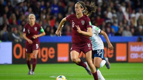 England and Italy reach the Women's World Cup last 16