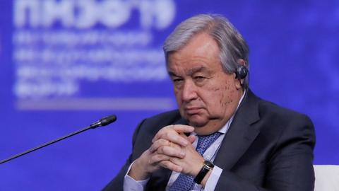 UN chief pushes for probe of Gulf tanker attacks
