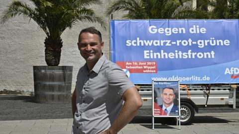 Far-right AfD eyes its first victory in Germany