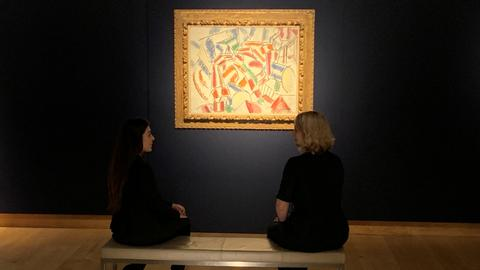 Picasso, Leger paintings seen fetching millions at London auction