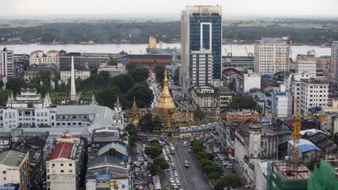 Myanmar Christians flee religious persecution
