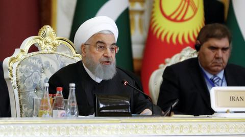 Rouhani repeats nuclear pact ultimatum as Trump seeks talks