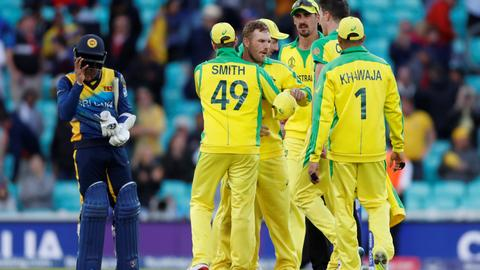 Finch, Starc shine as Australia outclass Sri Lanka