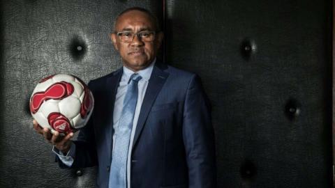Madagascar's Ahmad wins CAF presidency