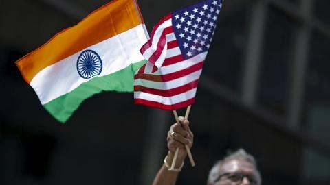 India's retaliatory tariffs on US goods go into effect