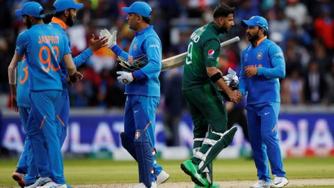 Cricket: India improve to 7-0 vs Pakistan after 89-run win in World Cup