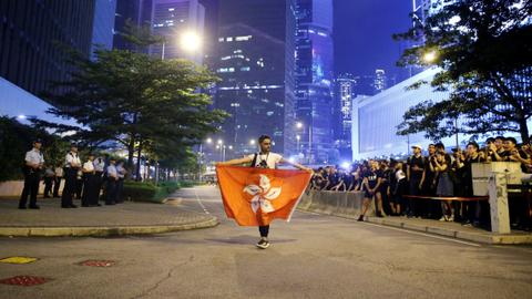 No let up in Hong Kong protests - The last 24 hours in pictures