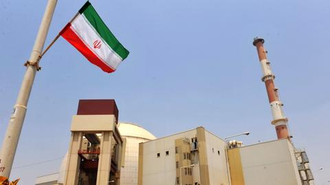Iran says it will break uranium stockpile limit in 10 days