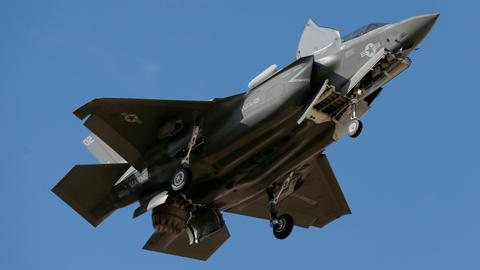 Chinese firm making key parts for F-35 jets – report