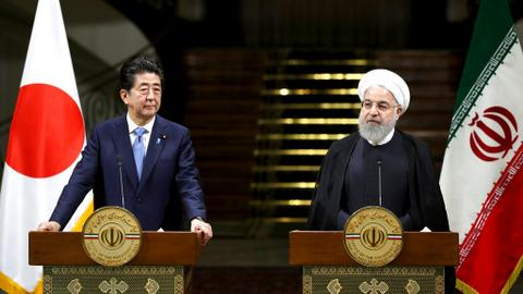 Could Japan's quiet diplomacy de-escalate tension between the US and Iran