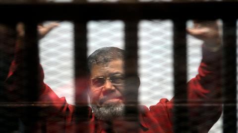 UN report: Egyptian prison regime may have 'directly' led to Morsi's death