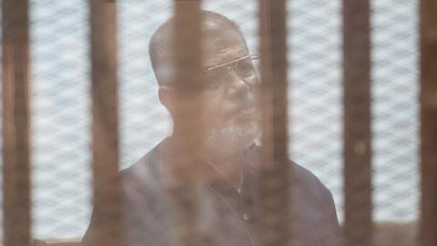 Morsi's life since the Egyptian Revolution