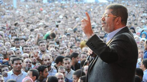 Morsi: From farmer's son to president to prisoner