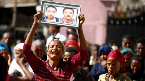 Death toll rises to 115 in Ethiopian garbage landslide