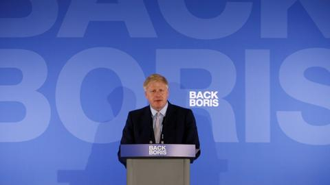 Boris Johnson builds lead in race to be UK prime minister