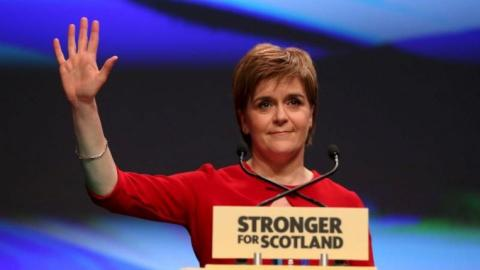 Scotland should hold referendum if taken out of EU, SNP says