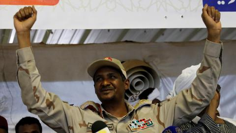Who is Mohammed Hamdan Dagalo — the de-facto military ruler of Sudan?
