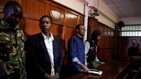 Kenya court convicts three for role in 2015 Garissa massacre