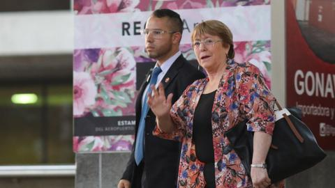 UN rights chief to meet Maduro, Guaido – Venezuela crisis