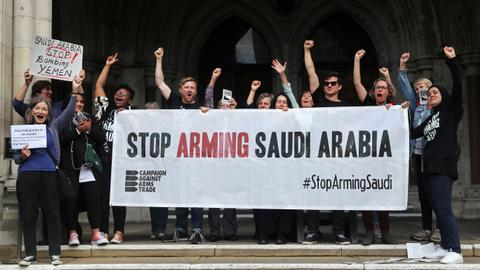 UK broke law on Saudi arms exports due to Yemen concerns, court rules