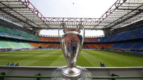 Titans to clash in Champions League last 8