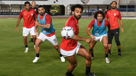 Salah, hosts Egypt set for Africa Cup bow in stifling heat