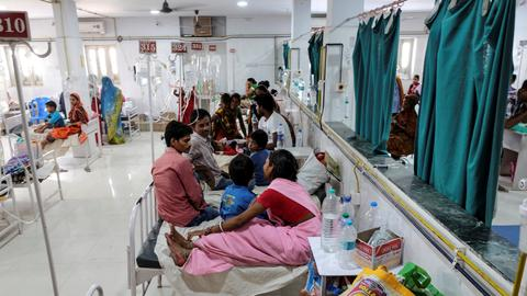 Death toll from India 'brain fever' outbreak climbs to 136