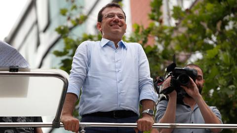 Who is Ekrem Imamoglu —  Istanbul's mayoral candidate?
