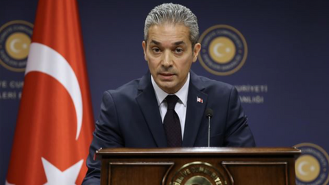 Turkey slams Greece for violating Lausanne Peace Treaty