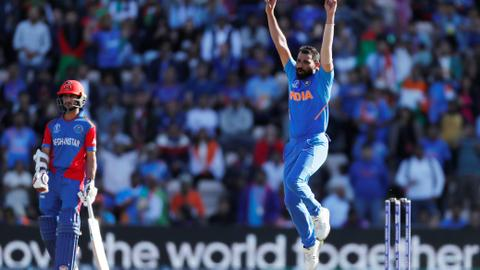 India, New Zealand win their Cricket World Cup matches