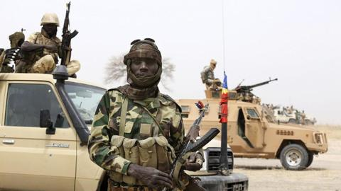 Boko Haram attack kills 92 troops in Chad