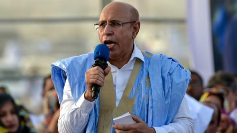 Meet Mohamed Ould Ghazouani, Mauritania's new president
