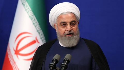 Iran 'never seeks war' with US – President Rouhani