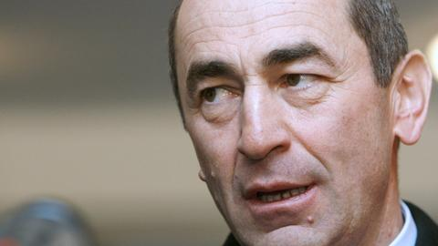 Armenian court orders arrest of ex-president Kocharyan - RIA