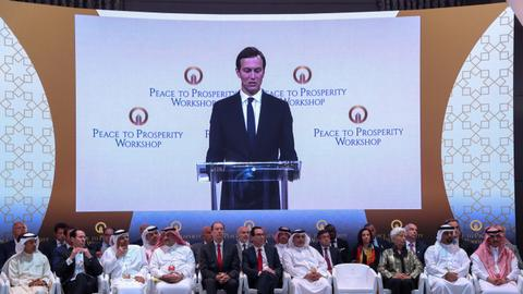 'Peace to Prosperity' economic plan makes no mention of two-state solution