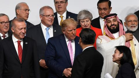 G20 Summit: Will the US carry on like a bull in a China shop?