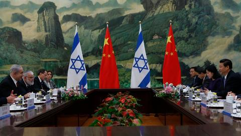 Chinese-Israeli ties are stronger than ever — and the US is alarmed