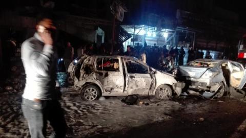 Car bomb kills at least 27 in Baghdad
