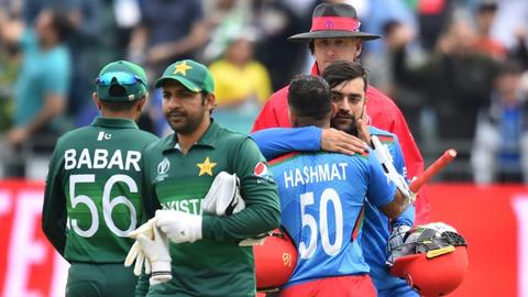 Cricket: Politics spices up ahead of Pakistan-Afghanistan match