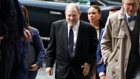 Harvey Weinstein hires two new attorneys ahead of sex assault trial
