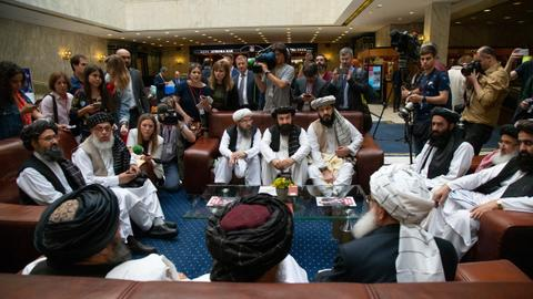 Taliban official calls latest round peace talks with US  'critical'