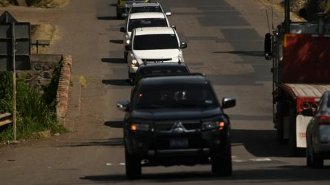 Bodies of Salvadoran migrants return home after harrowing border deaths