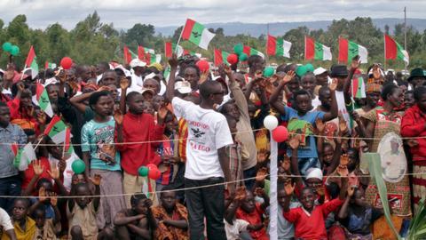 Burundi is no 'aid orphan' nor is Rwanda an 'aid darling'