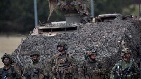 Why do Eastern European countries invest so much in defence?