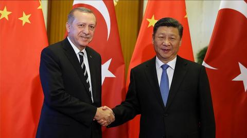 China and Turkey have important role in new world order - President Erdogan