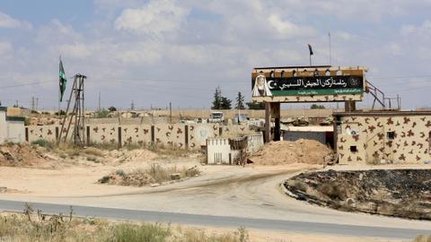 US investigates weapons captured at base in Libya under Haftar's control