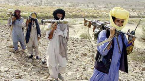 US brands Baloch militants in Pakistan terrorists