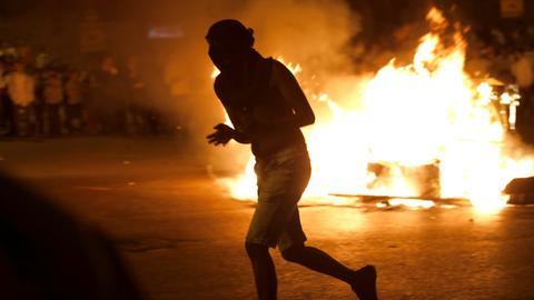 Hundreds of Ethiopian Israelis protest police violence